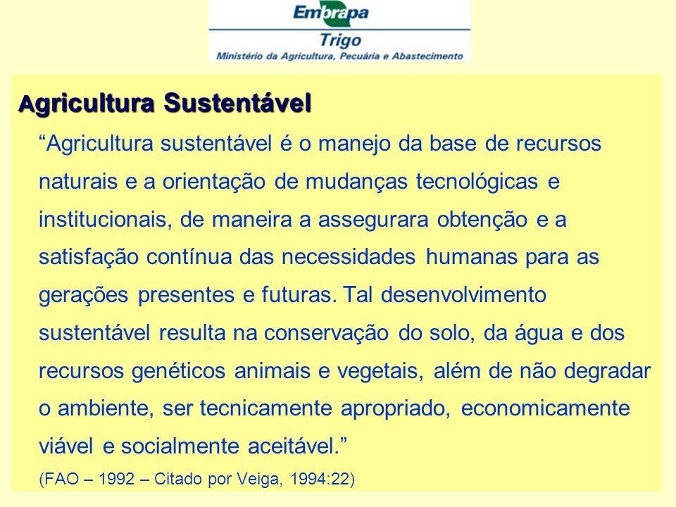 Agricultura orgânica ou agricultura biológicaAgricultura orgânica ou agricultura biológica agricultura sustentávelagricultura sustentável. É um termo