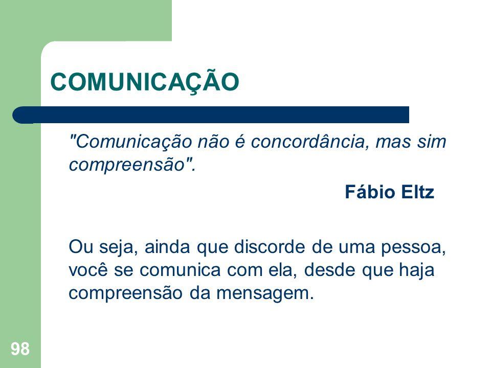 98 COMUNICAÇÃO
