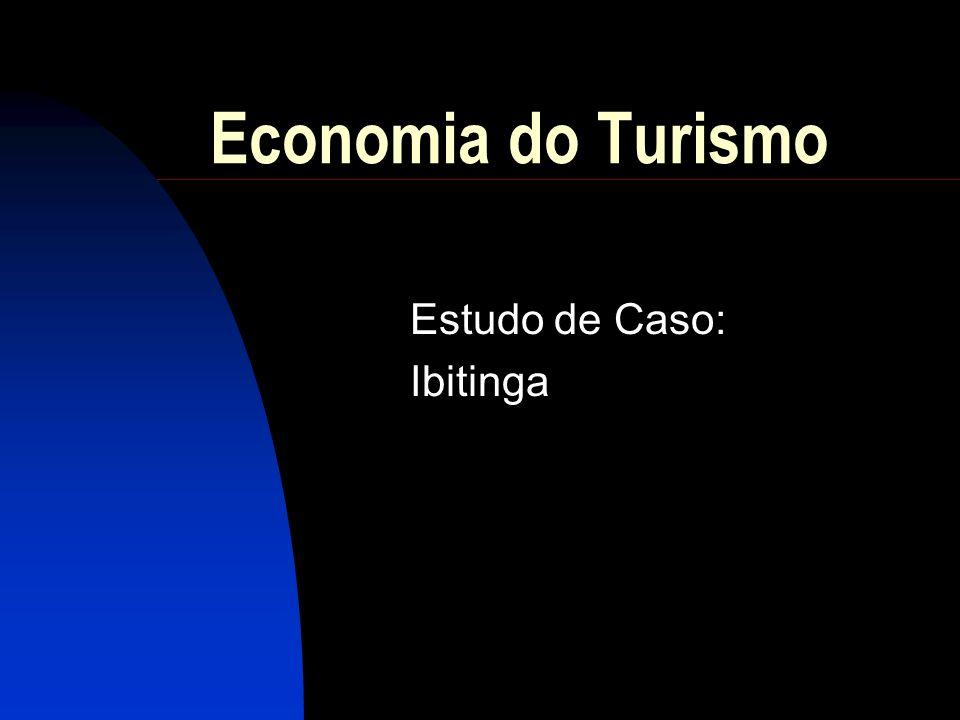 Economia do Turismo Estudo de Caso: Ibitinga