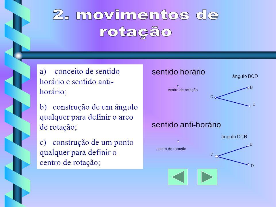Este trabalho visa explorar os seguintes conceitos geométricos: a) obtenção do arco de 60º através da medida do raio da circunferência; b) intersecção