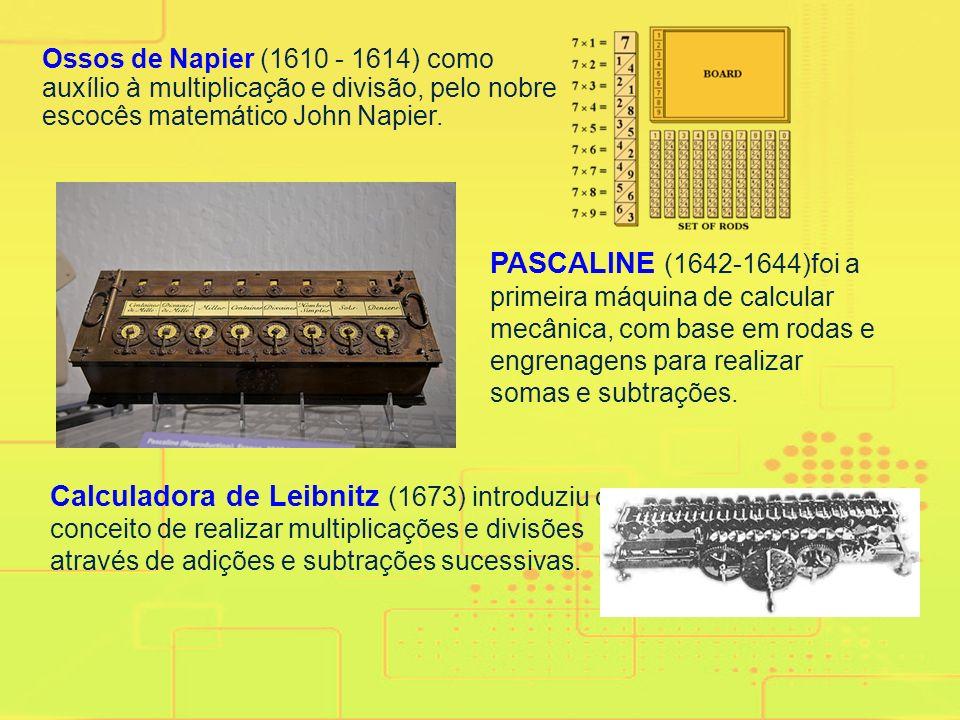 2000 a.C. - ÁBACO (ABACUS = Tabuleiro de jogo, em latim). Marco inicial dos dispositivos de cálculo. Utilizada pelos fenícios. Pré-História PEDRINHAS