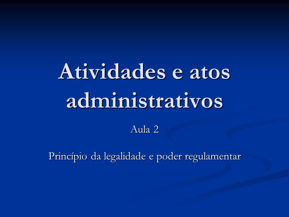 Constituição de 1988 Art.5º, II (indivíduo – autonomia da vontade) Art.