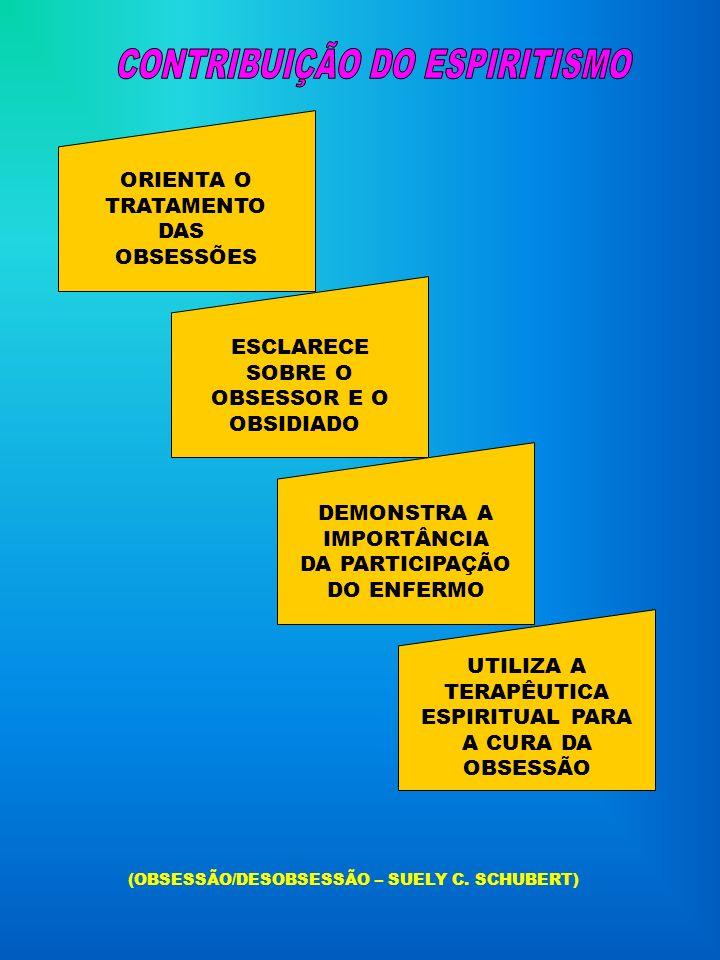 ( OBSESSÃO/DESOBSESSÃO - SUELY C.