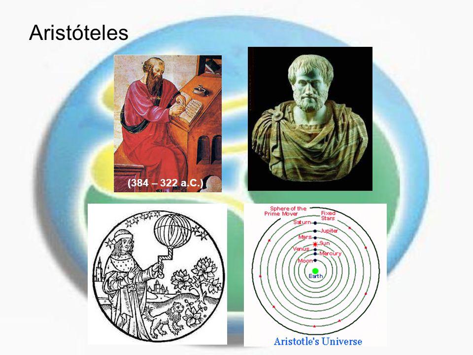 Aristóteles (384 – 322 a.C.)