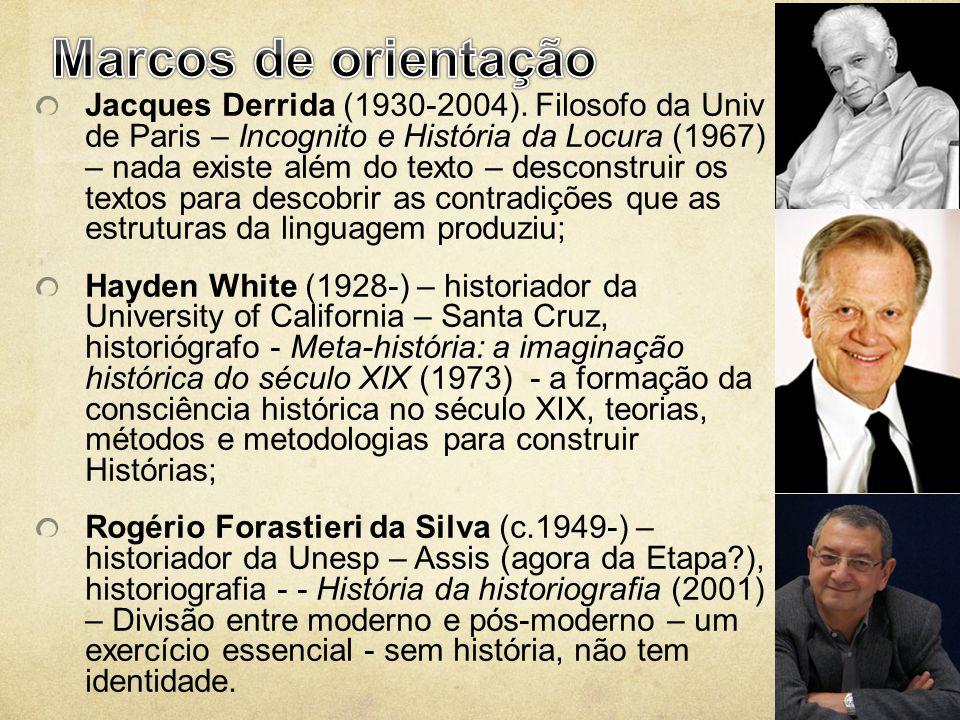 Jacques Derrida (1930-2004).