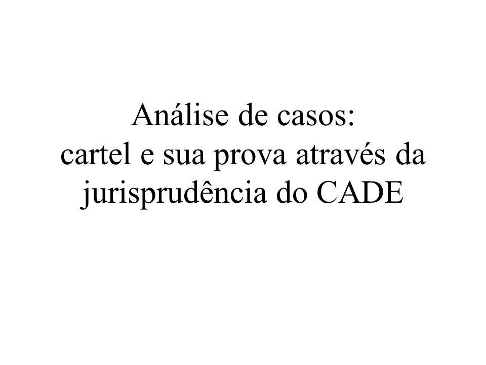 Os novos rumos do combate aos cartéis no Brasil (2003/2008)