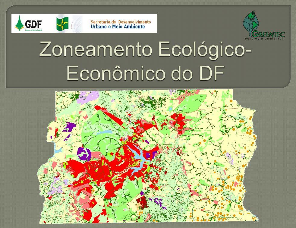 Socioeconomia Já foi dito em uma apresentação anterior que as recentes taxas de crescimento da população do DF tem sido significativamente menores do que as observadas no passado.