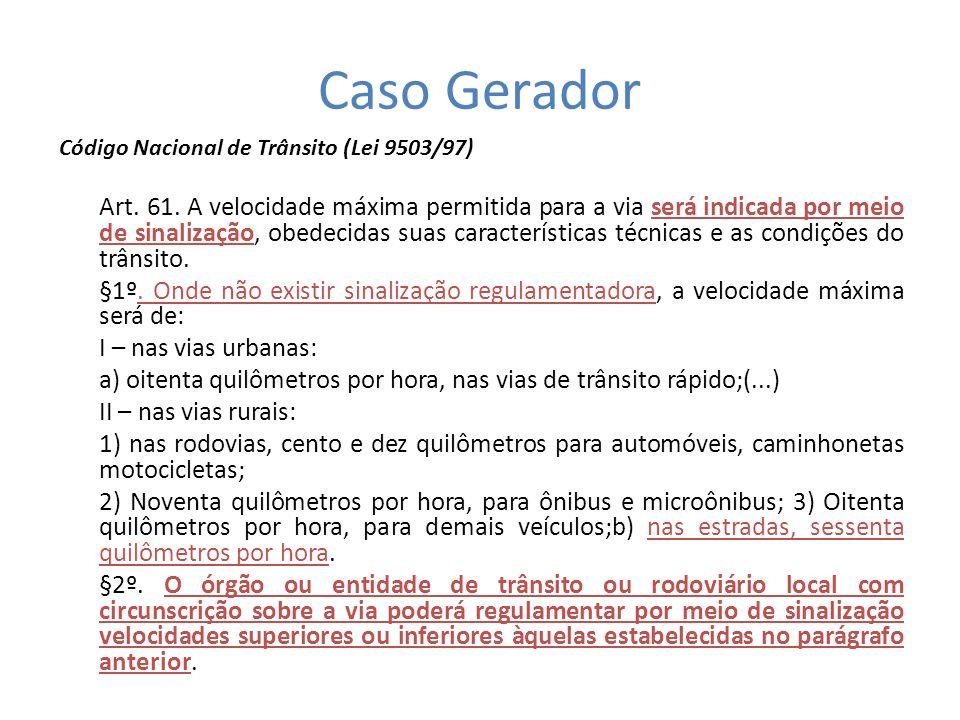 REsp 588253/RJ ADMINISTRATIVO - CÓDIGO DE TRÂNSITO BRASILEIRO - LIMITE DE VELOCIDADE DAS VIAS DE TRÂNSITO - CRITÉRIOS DE FIXAÇÃO - DISCRICIONARIEDADE DA ADMINISTRAÇÃO PÚBLICA - NÃO OBSERVÂNCIA DO LIMITE ESTABELECIDO - MULTA - PROCEDÊNCIA.