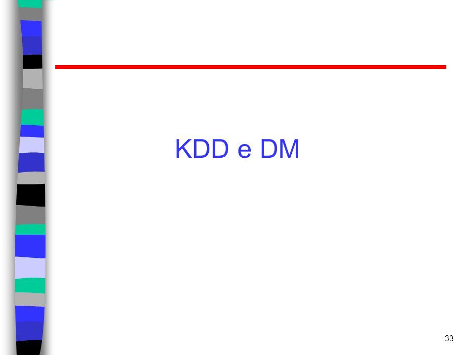 33 KDD e DM