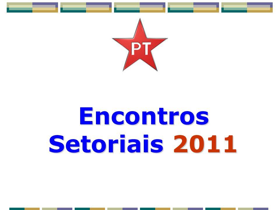 Encontros Setoriais 2011
