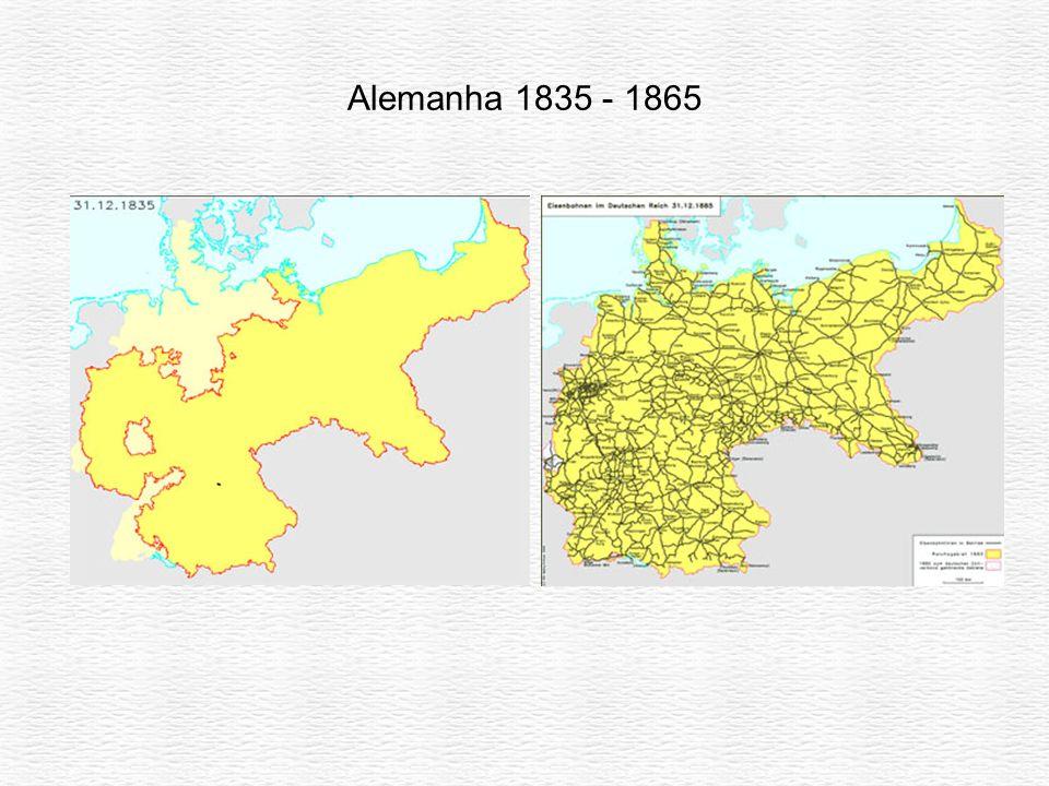 Alemanha 1835 - 1865
