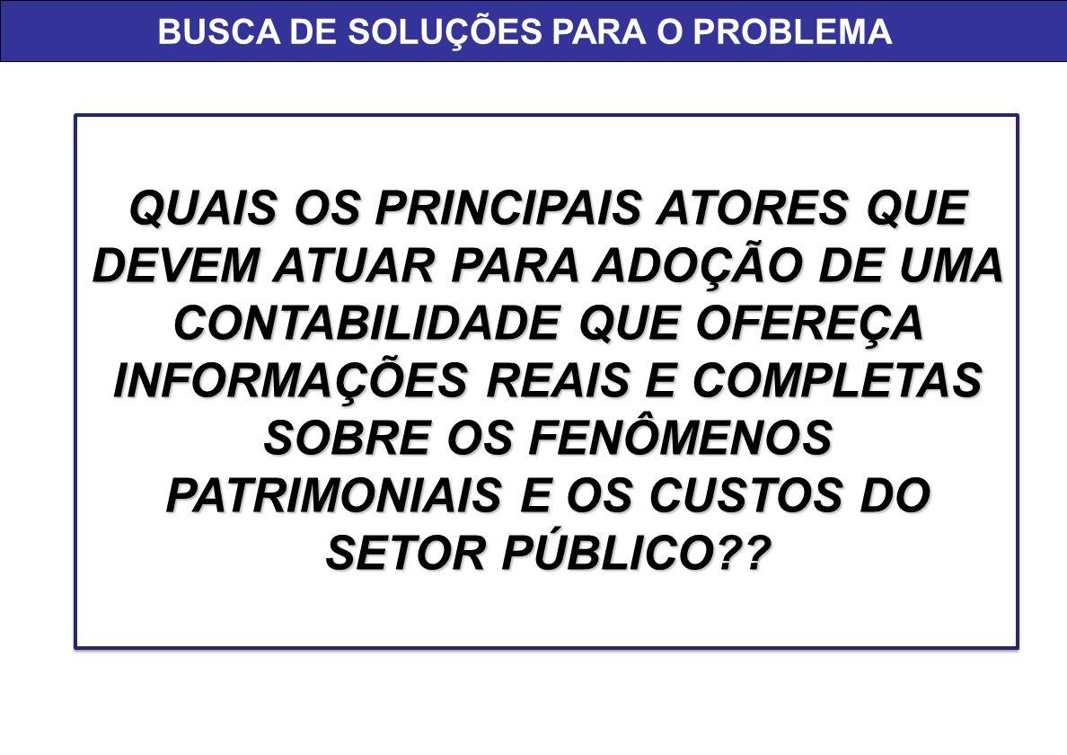 O PAPEL DO CONSELHO FEDERAL DE CONTABILIDADE Art.6 o.