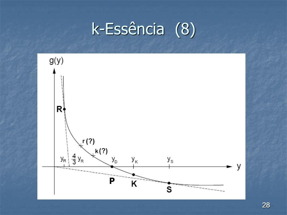 28 k-Essência (8) P