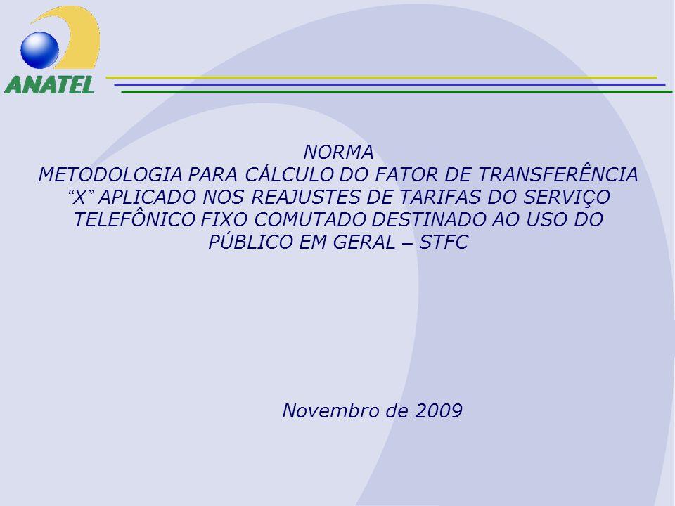Lei Geral de Telecomunicações Lei 9.472/97 Art.103.