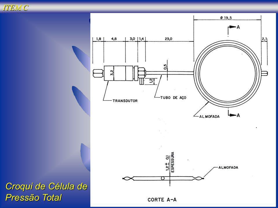 ITEM C Croqui de Célula de Pressão Total