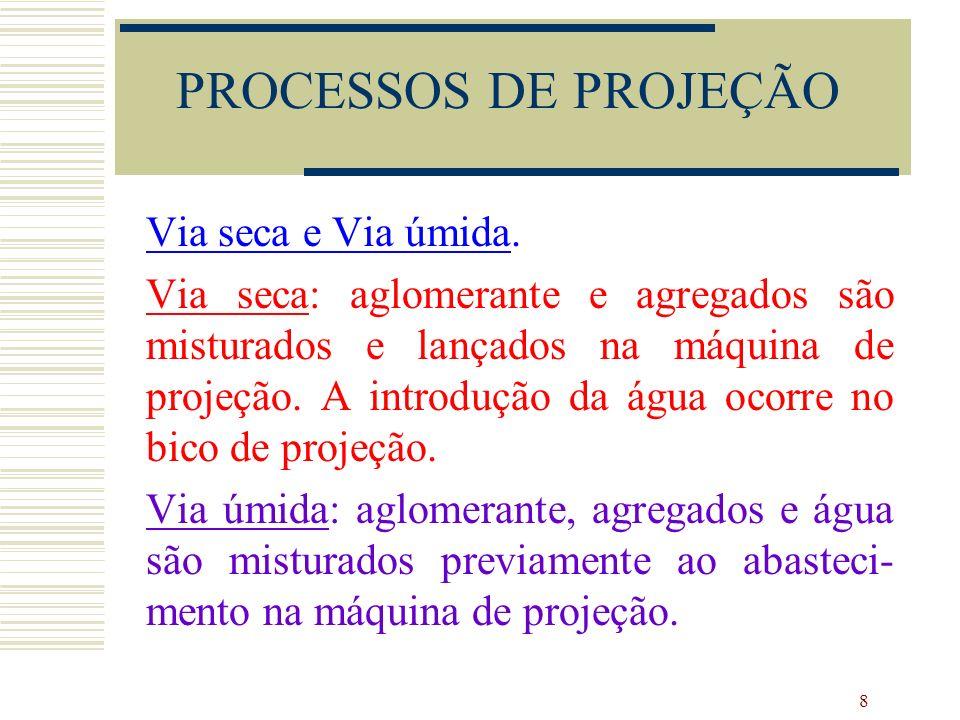 39 2) Produção das misturas adicionais necessárias à construção do diagrama de dosagem a) com mesmo traço fazer duas novas misturas variando a/c (0,4 e 0,6) e aditivo plastificante.