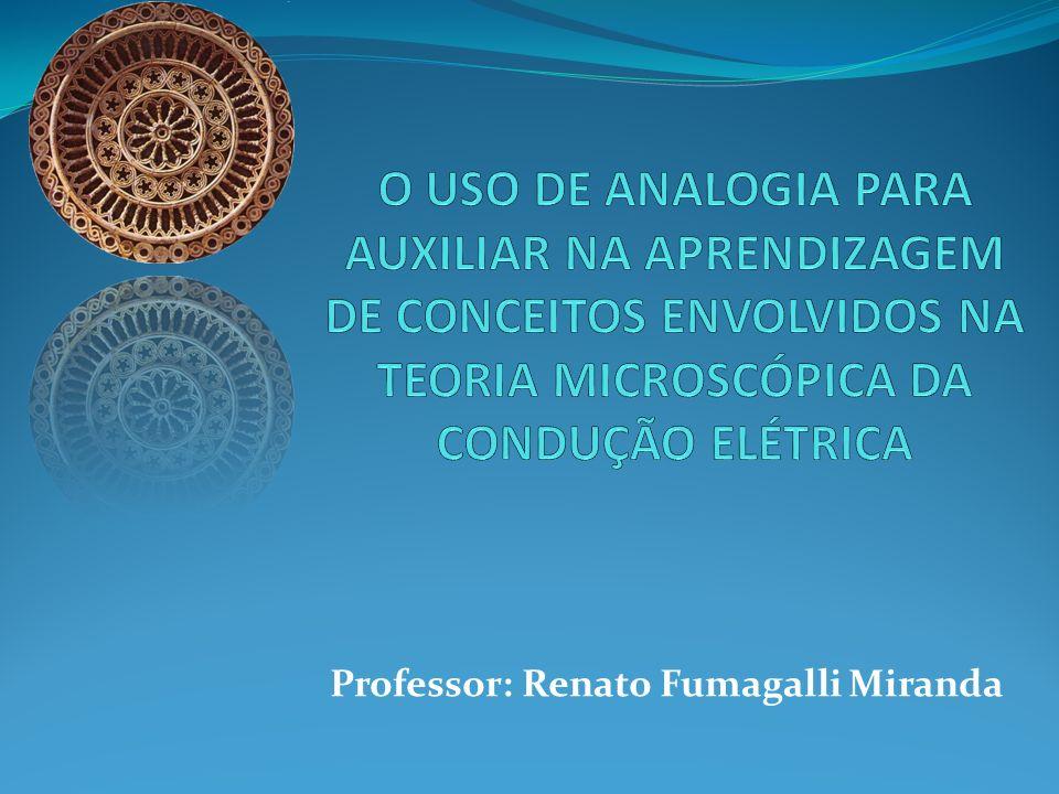 Professor: Renato Fumagalli Miranda