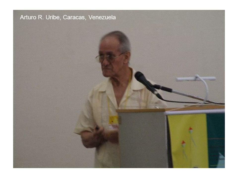 Arturo R. Uribe, Caracas, Venezuela