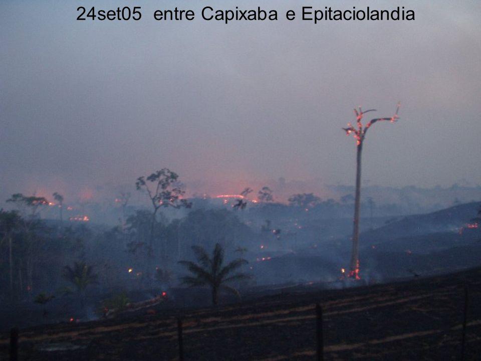 24set05 entre Capixaba e Epitaciolandia
