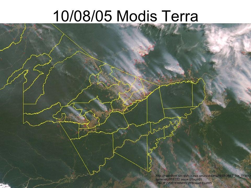 10/08/05 Modis Terra