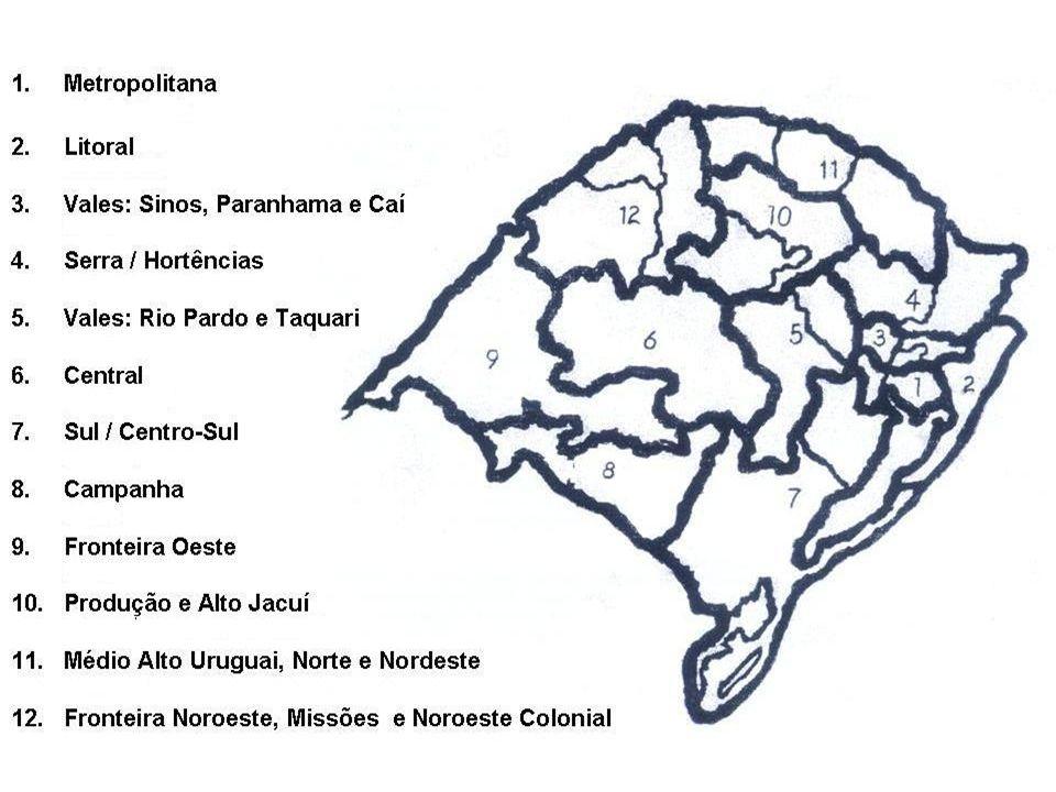 Município sede N.° Municípios envolvidos Data 01.Caxias do Sul1813/05/2011 02.