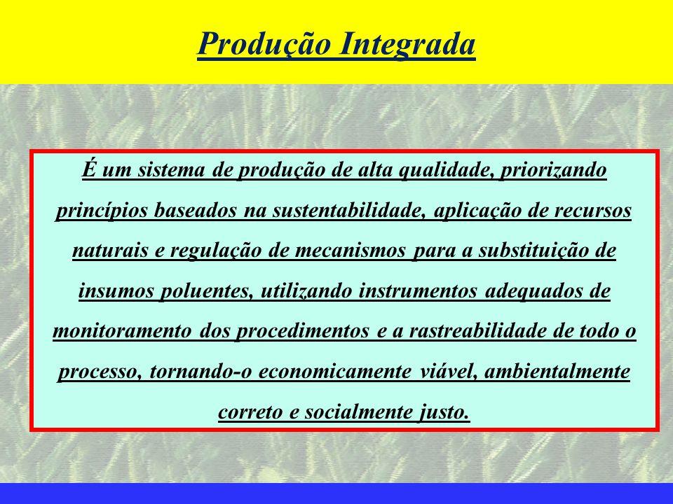 mzuppi.cursos@gmail.com Educação e Treinamento do Homem do Campo É um sistema de produção de alta qualidade, priorizando princípios baseados na susten