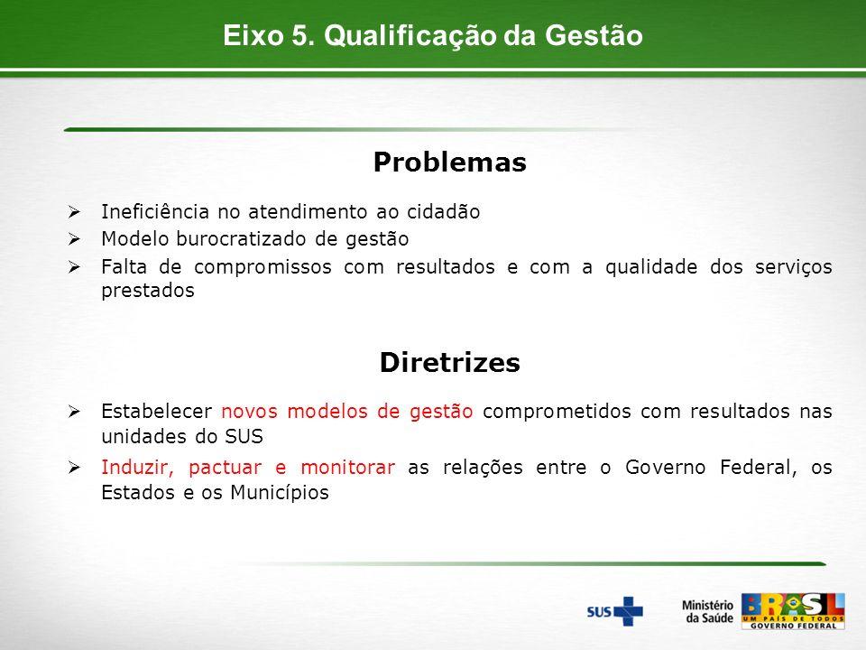 13 Problemas Ineficiência no atendimento ao cidadão Modelo burocratizado de gestão Falta de compromissos com resultados e com a qualidade dos serviços