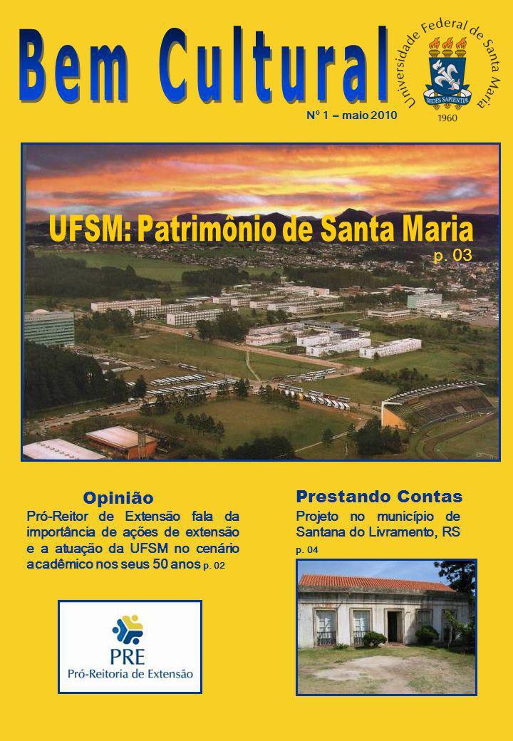Opinião Prestando Contas Projeto no município de Santana do Livramento, RS p.