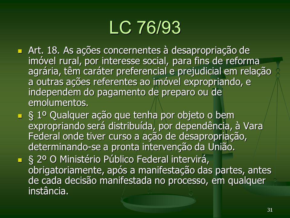 LC 76/93 Art.18.