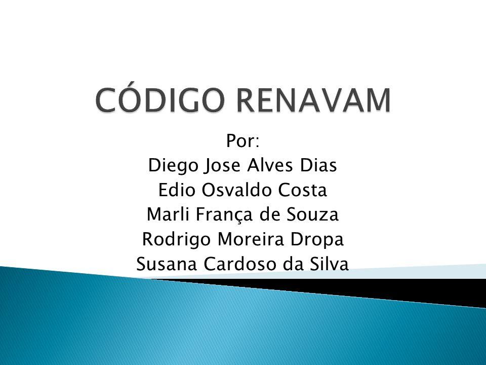 Por: Diego Jose Alves Dias Edio Osvaldo Costa Marli França de Souza Rodrigo Moreira Dropa Susana Cardoso da Silva