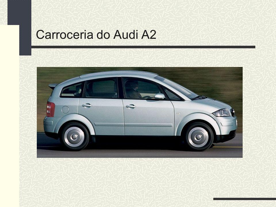 Carroceria do Audi A2