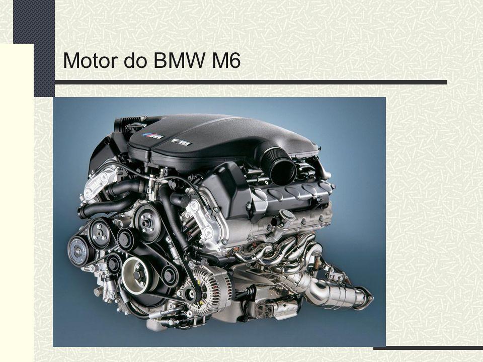 Motor do BMW M6