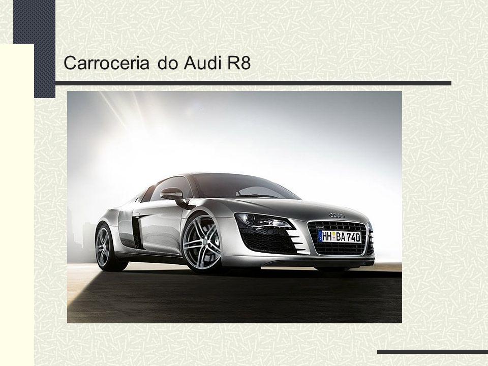 Carroceria do Audi R8