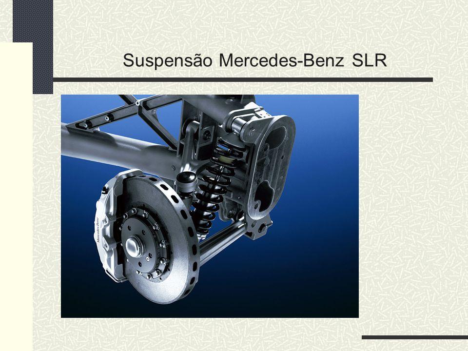 Suspensão Mercedes-Benz SLR