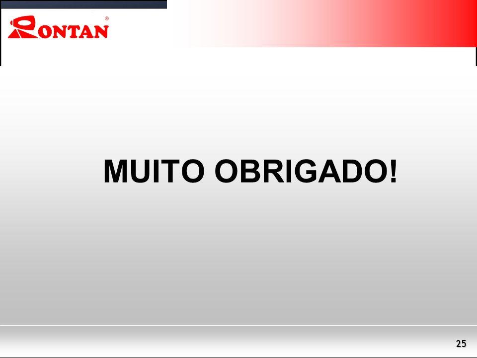 25 MUITO OBRIGADO!