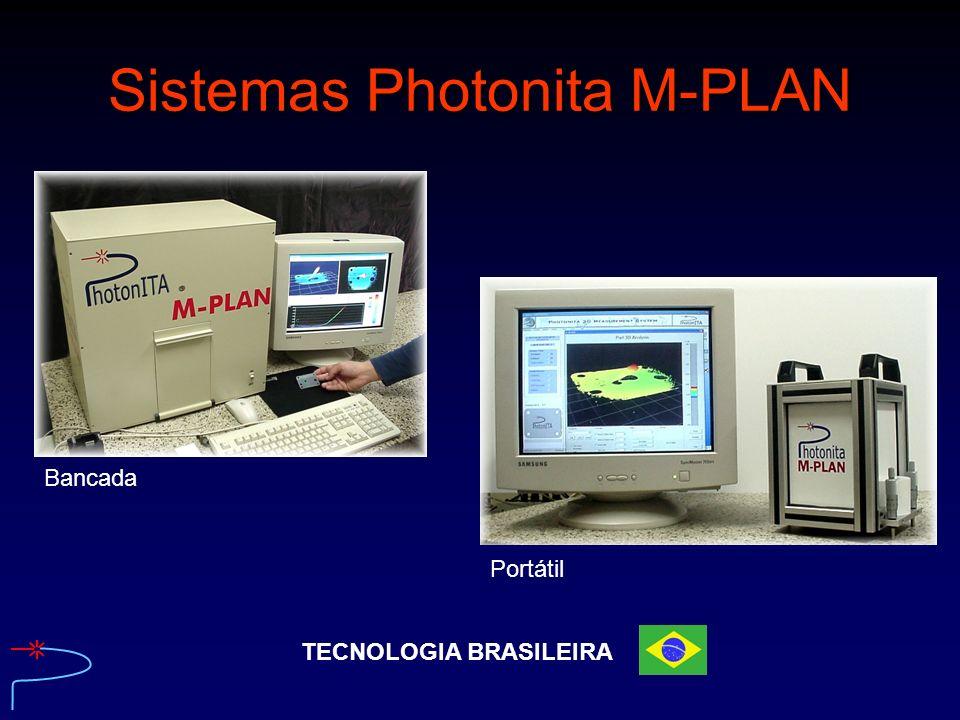 Sistemas Photonita M-PLAN Bancada Portátil TECNOLOGIA BRASILEIRA