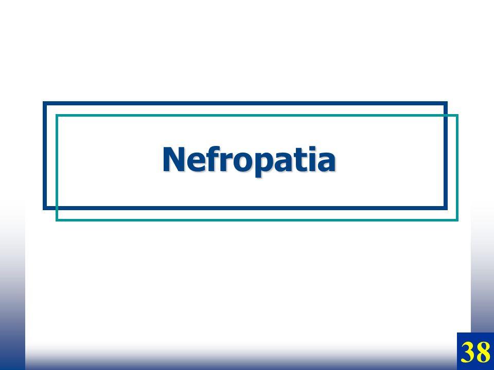 Nefropatia 38