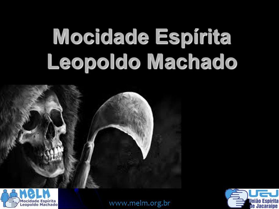 Medo Da Morte Q.858-LE Porque que aqueles que pressentem sua morte a temem,geralmente menos que os outros.