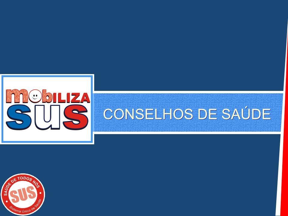 CONSELHOS DE SAÚDE