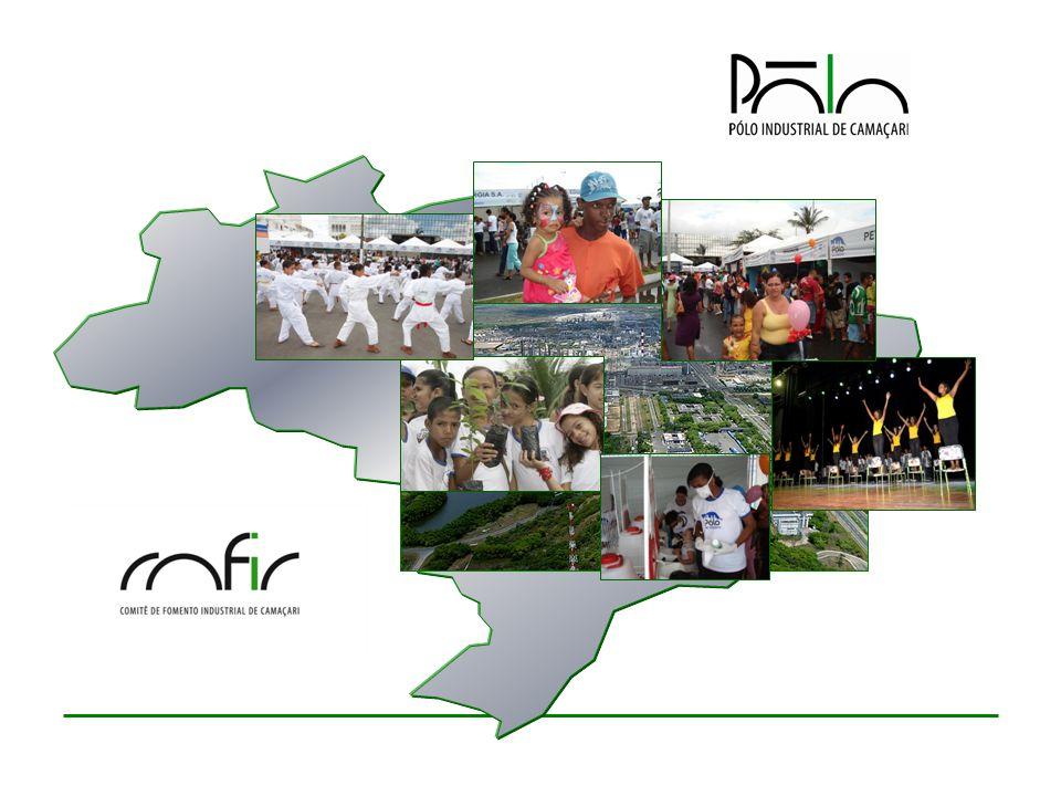 PROGRAMAS DE COMUNICAÇÃO EDUCAÇÃO AMBIENTAL FÁBRICA DE FLORESTAS - Produção e plantio de árvores para restauração do Anel Florestal - Parceiros: INCECC/Cofic/Prefeitura de Camaçari, Cetrel.