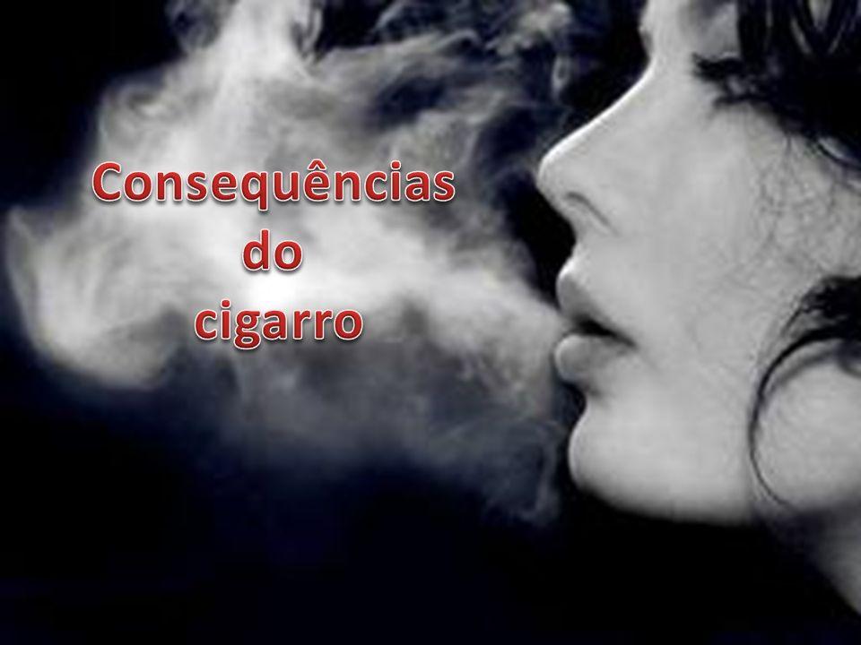O prazer que todo fumante sente de fumar está associado à nicotina, a substância viciante do cigarro.