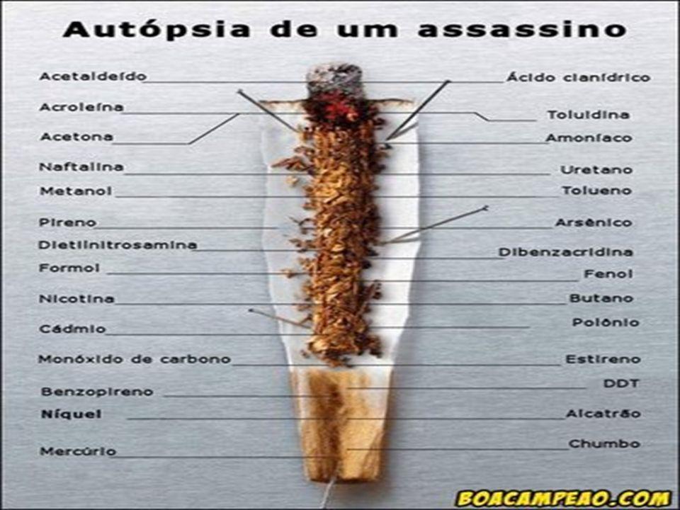 As pessoas com maior risco de sofrerem as conseqüências do fumo passivo são aquelas que moram com fumantes ou as que trabalham em ambientes em que é permitido fumar.