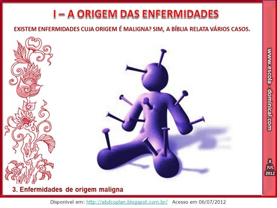 Disponível em: http://ebdcoplan.blogspot.com.br/ Acesso em 06/07/2012http://ebdcoplan.blogspot.com.br/