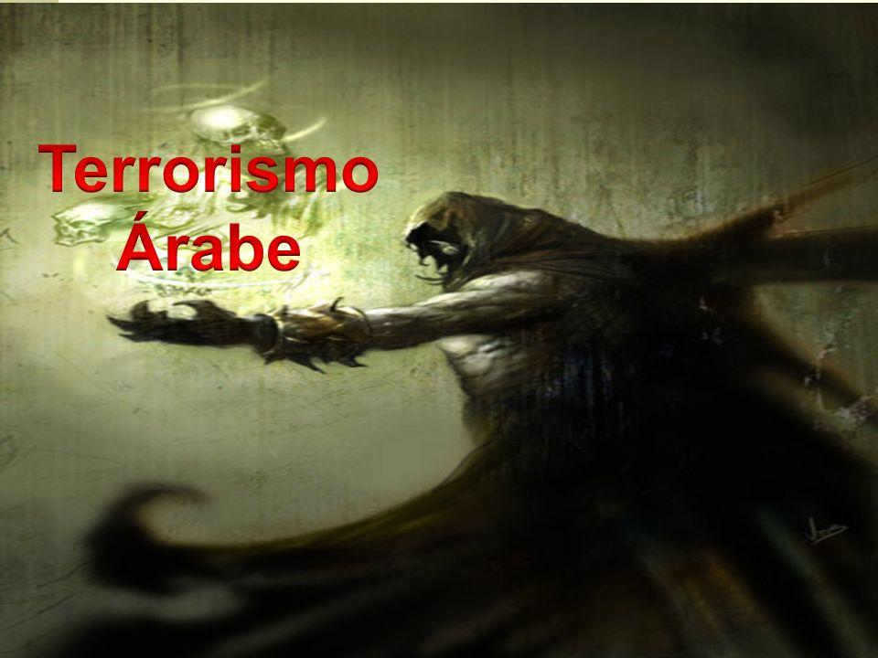 O TERRORISMO GANHA FORÇA 28