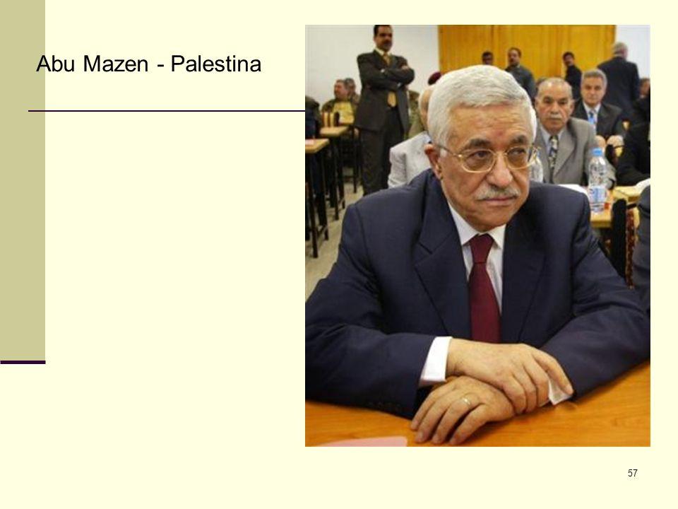Abu Mazen - Palestina 57