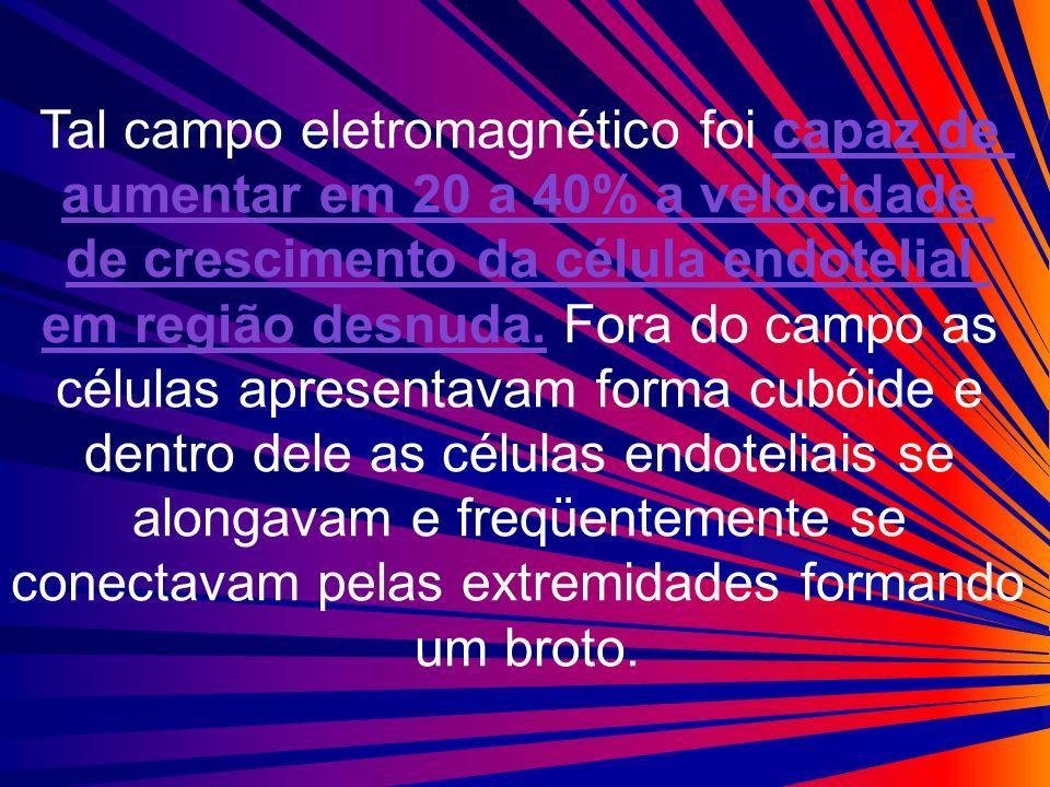 09- Osteonecrose 10- Dor intratável 11- Estados psico fisiológicos (epilepsia e dependência de drogas) 12- Paralisia cerebral (redução da espasticidade) 13- Lesão da medula espinhal 14- Doença de Parkinson 15- Dificuldade de aprendizado 16- Estimulação nervosa 17- Infecções crônicas 18- Osteoporose 19- Pseudoartrose congênita 20- Aumento da síntese de neuro transmissores : serotonina