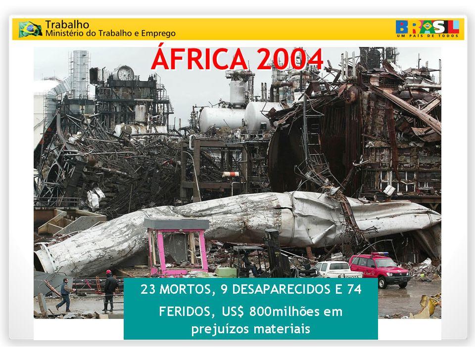 ÁFRICA 2004