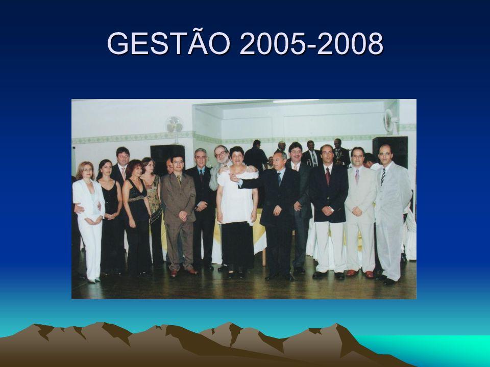 GESTÃO 2005-2008