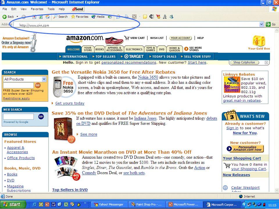 Deferred Access Policy – Microsoft Internet Explorer 11:01 http://www.amazon.com Olá Novamente, Edvaldo Esta é uma mensagem do departamento de informática.
