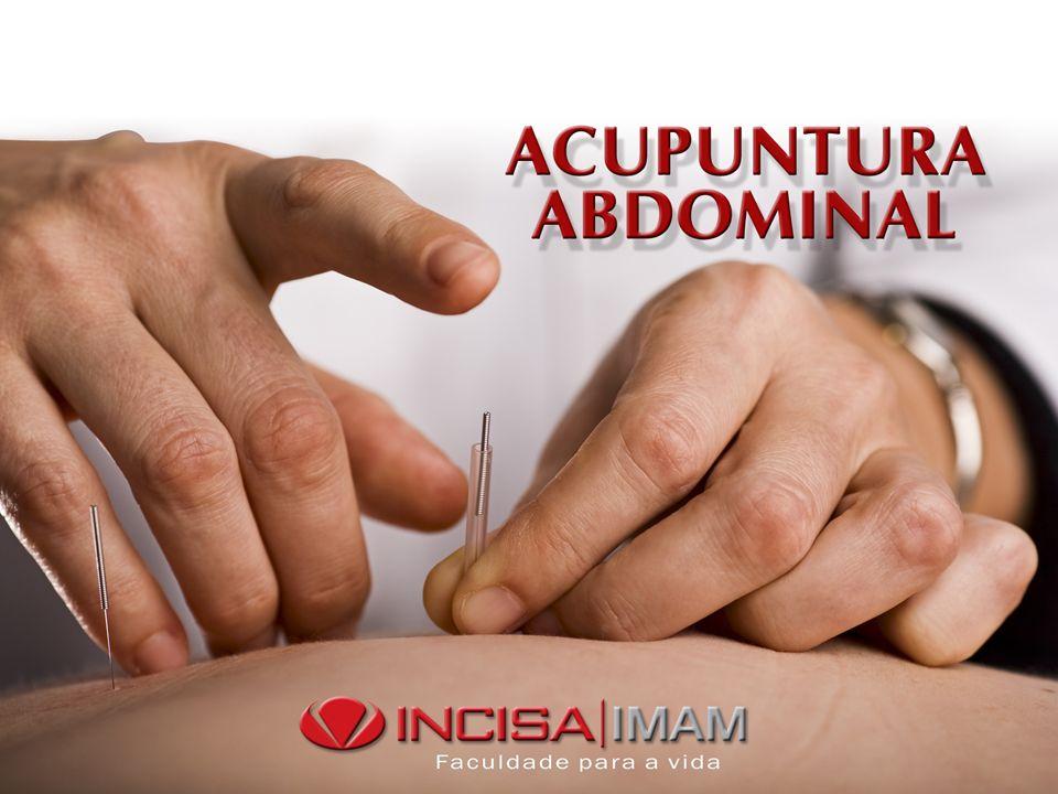 Pesquisas: Um estudo examinou o efeito da Acupuntura Abdominal comparando com a eletro-acupuntura em 98 casos de prolapso de disco intervertebral lombar.